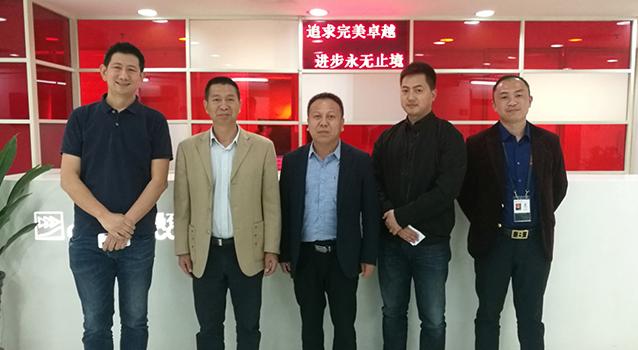 喀什大学到访水晶石教育共同探讨VR人才培养战略合作